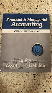 Financial and Managerial Accounting Miami, 33128
