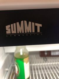 Summit Commercial Standing Beverage Refrigerator New York