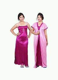 Women's Flare Nightwears Pack of 2 @480