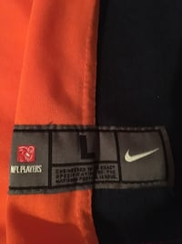 Orange and black nfl Jersey  Albany, 12206