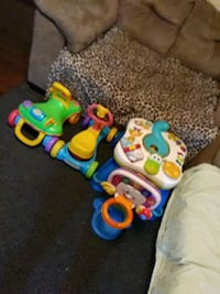 toddler's assorted plastic toys Johnson City, 37604