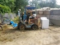 Forklift needs work Lacey Township, 08731