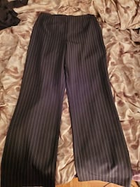 Polo striped pant suit