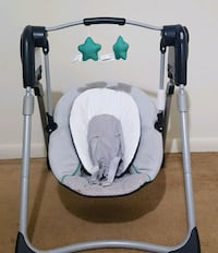 GRACO - Slim Spaces - Compact Swing