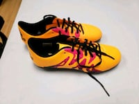 Youth size 6 Adidas soccer cleats  Kitchener, N2C 2J6