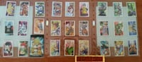 DRAGON BALL CHICLES PANINI 2008 BUSCO MIS FALTAS
