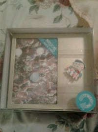 Musical picture frame birthday