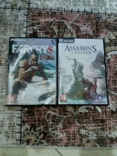 Far cry 3 και assassins creed 3