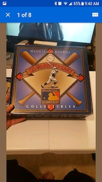 125th anniversary MLB collectibles  Jessup, 20794