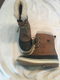 Men's Waterproof Sorel Winter Boots-size 7.5 550 km