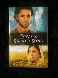 Love's Sacred Song: Mesu Andrews Hagerstown, 21742