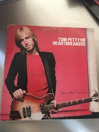 Tom Petty and the Heartbreakes vinyl album Chicago, 60614