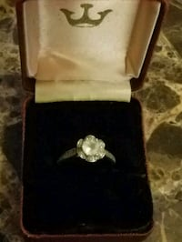 Sterling Silver Engagement Ring Oklahoma City, 73108
