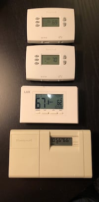 4 thermostats Moorestown, 08057