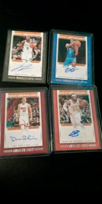 Nba hoops 19-20 great significance autographs Surrey, V3W 9Z1