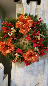 Wreathes custom made. Edmonton, T5B 2M2