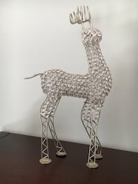"Beautiful 24"" Reindeer Christmas Decoration  378 mi"