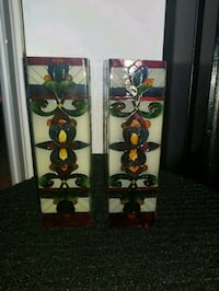 Hand painted Candle holders Las Vegas, 89145