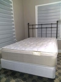 Full size bed: $65 total - Price includes delivery