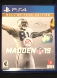 Madden nfl 19 (Hall of Fame Edition) code good San Antonio, 78220