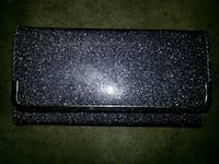 black and gray leather wallet Omaha, 68108