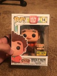 Wreck It Ralph HT Ex. Funko Pop Sterling, 20165
