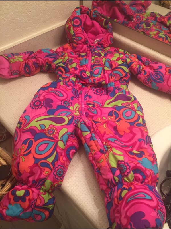 Lot of girls winter clothes 16 pieces 12-24M