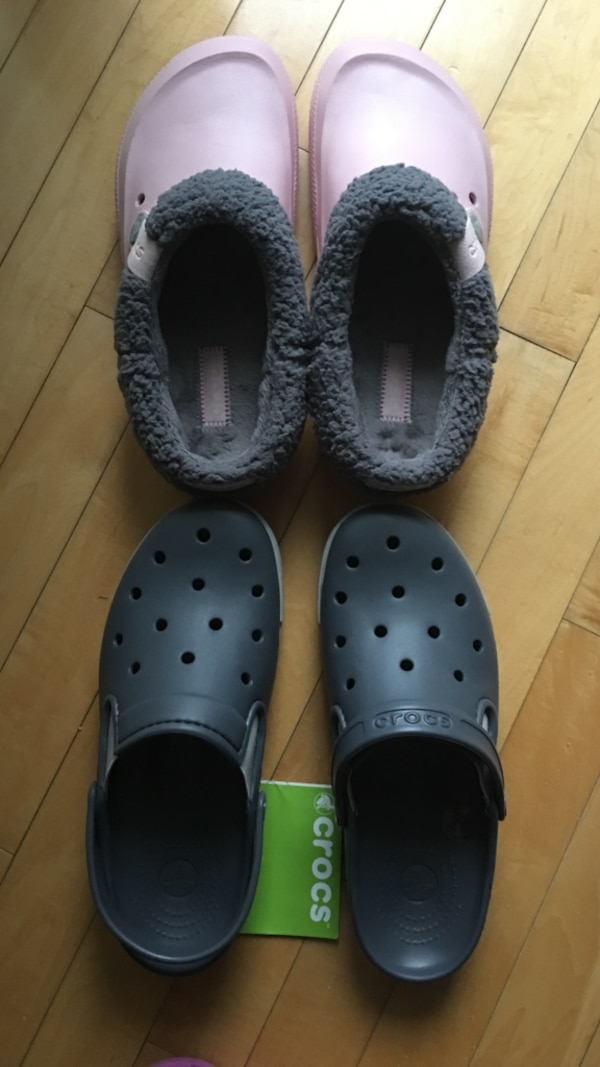 082af5dacab1 Used Brand New size 9 Crocs Clogs for Sale for sale in Toronto - letgo
