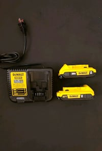 Two Packs Bateries 2.0 & Charger FIRM PRICE Woodbridge, 22193