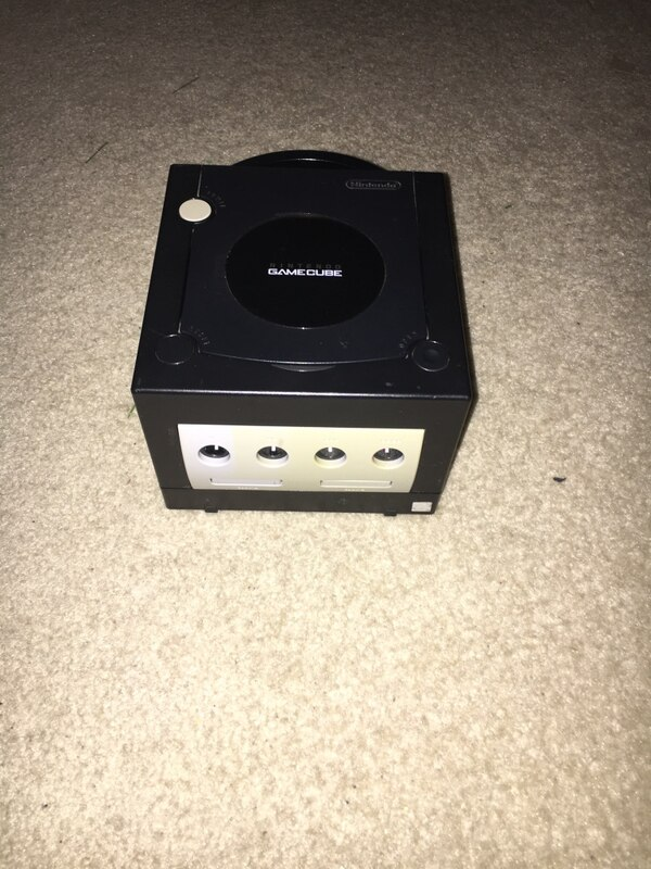 Gamecube. Make me an offer
