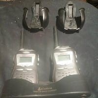 two gray 2-way radios Cambridge, N1R 4M1