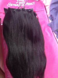 20 inch luxury hair extensions 3126 km