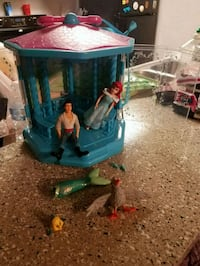 Little mermaid toy San Antonio, 78251