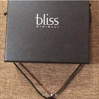 Collana bliss unisex con diamantino  Parma, 43122