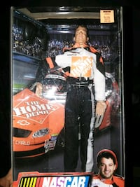 Calling all NASCAR collectors! Tony Stewart Doll Stone Mountain, 30083