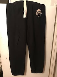 Roots Black Sweatpants (size M) Toronto, M6H 4K2