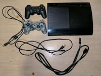 500GB PS3 with + 18 games! Richmond, V7C 1H7