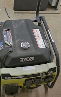 Ryobi power tool generator 4500 watt RY [TL_HIDDEN] 0-1