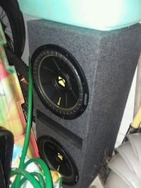 barely used 12inch Kicker subwoofer Milwaukee, 53220