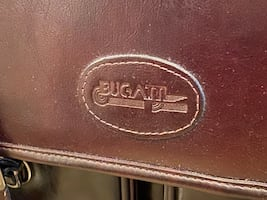 Bugatti attaché/bag European Italian leather