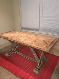 Farmhouse Style Dining Table Germantown, 20876