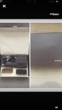 Hair Dryer Set Brand SCHICK Toronto, M4A 2K5