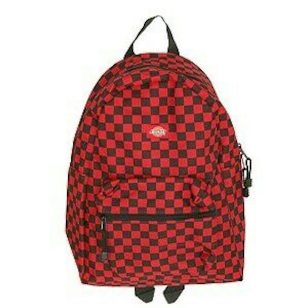 Used black and red checkered backpack for sale in Frederick - letgo 1cc87c583c637