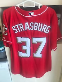 Washington Nationals Steven Strasburg MLB Jersey Châteauguay, J6J