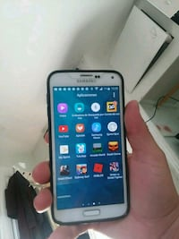 white Samsung Galaxy android smartphone Riverside, 92505
