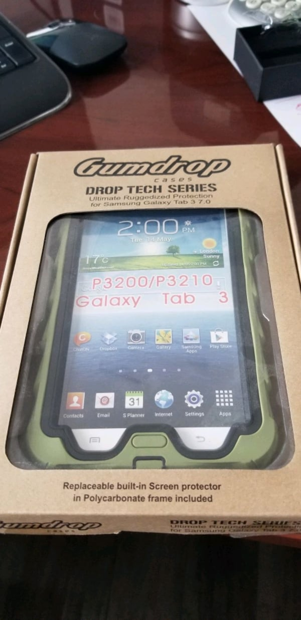 Galaxy tab case 1