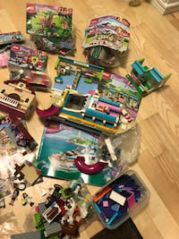 Lego Friends Vennesla, 4700