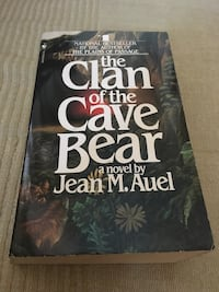 JEAN M. AUEL The clan of the cave bear Madrid, 28020