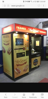Hot Dog Vending Machine  ! Toronto, M6B 2S6