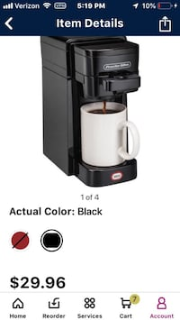 REDUCED 2X BRAND NEW Coffee Maker NEAR NEW Water Purifier Des Moines, 50320